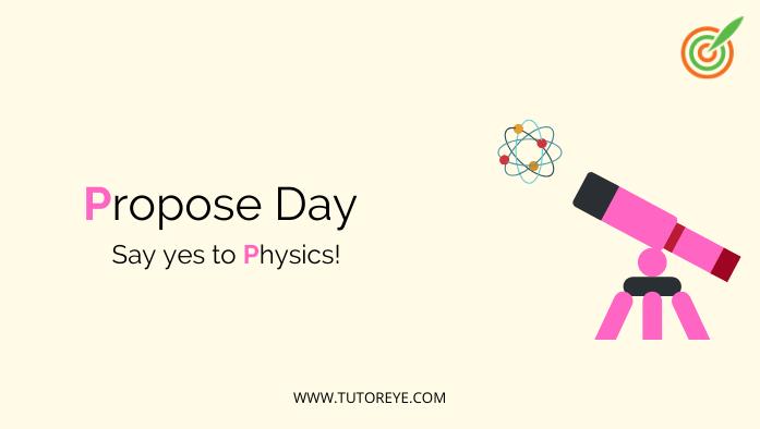 propose- physics- tutoreye